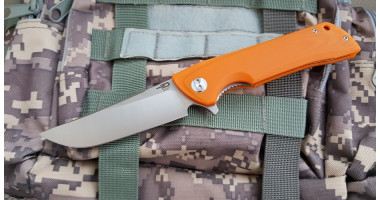 Нож складной Bestech knives Paladin orange D2