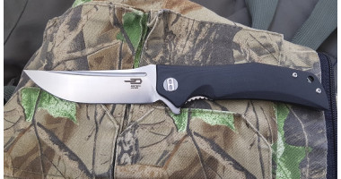 Нож складной BESTECH knives Scimitar