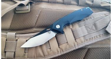Нож складной Bestech Toucan black