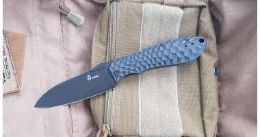 Нож складной Brutalica Ponomar black-blackwash