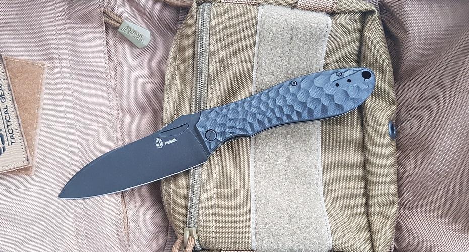 Нож Бруталика Пономарь черный