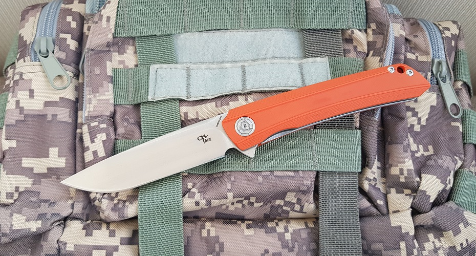 Нож складной Ch 3002 Orange D2