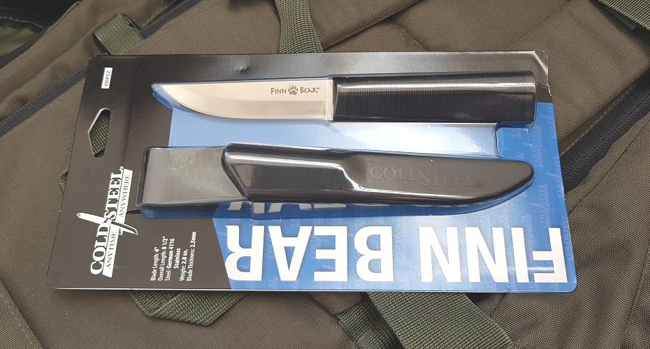 Нож COLD STEEL Finn Bear 1. 4116