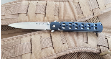 "Нож складной COLD STEEL Ti-Lite 4"" Zy-Ex Handle AUS8"