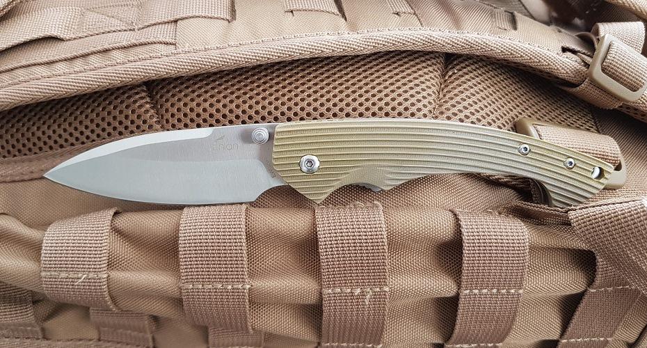 Нож складной ENLAN EW020-2 8Cr13MoV