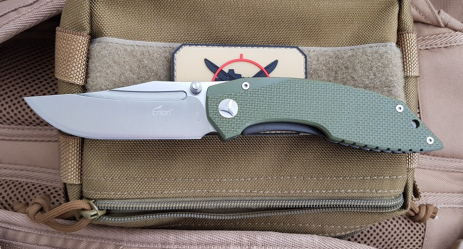 Нож складной ENLAN EW029 8Cr13MoV