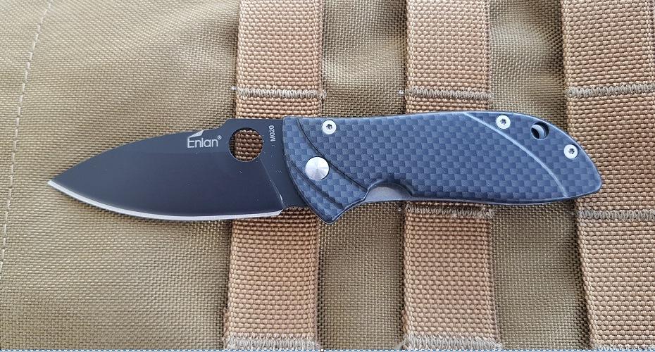 Нож складной ENLAN m020fh 8Cr13MoV