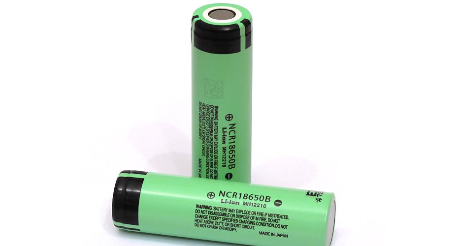 Аккумулятор Panasonic NCR18650B 3400 мАч