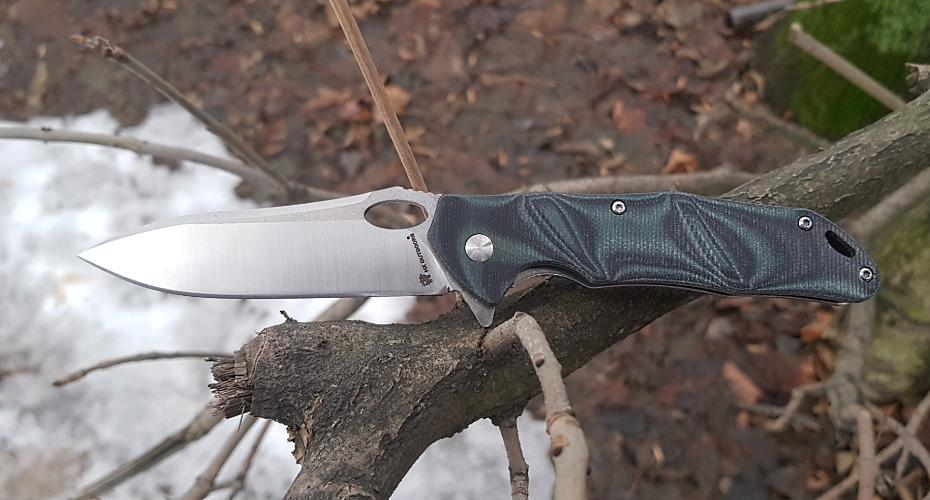 Нож складной HX OUTDOORS ZD-007 AUS8