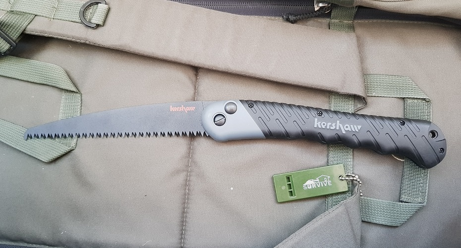 Пила складная KERSHAW Taskmaster Saw K2555 Carbon steel