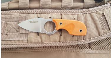 Нож KIZLYAR SUPREME Amigo Z D2 Satin