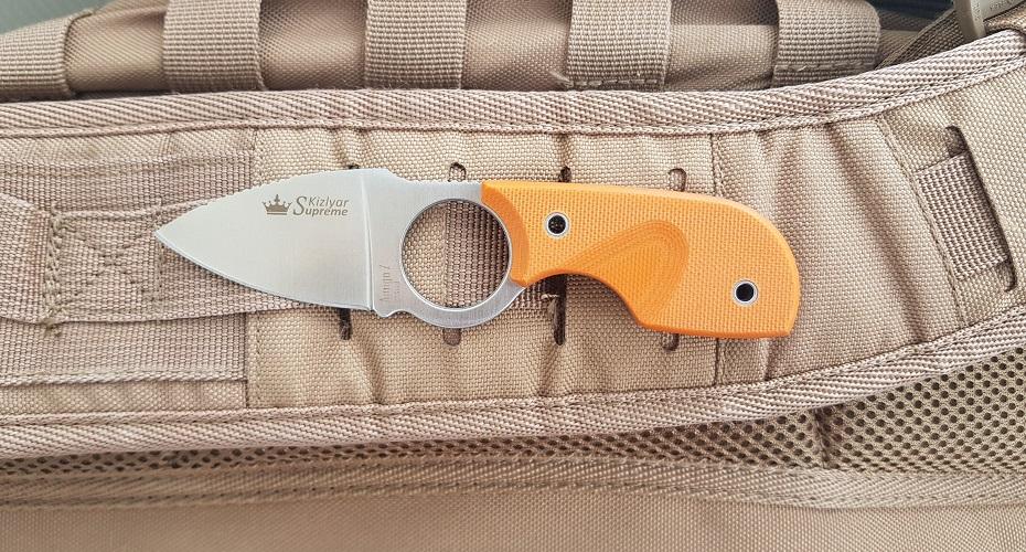 Нож KIZLYAR SUPREME Amigo Z D2 Satin D2
