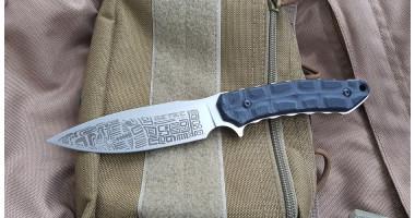 Нож Kizlyar Supreme Aztec D2