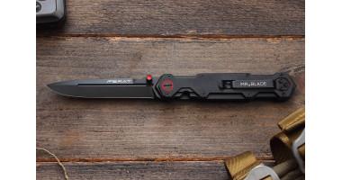 Нож складной Mr.Blade Ferat black