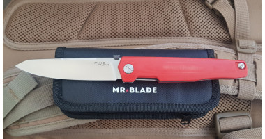 Mr.Blade Pike Red