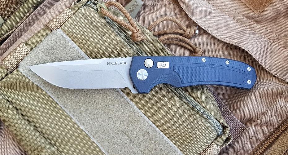 Нож складной Mr.Blade Raven sw D2