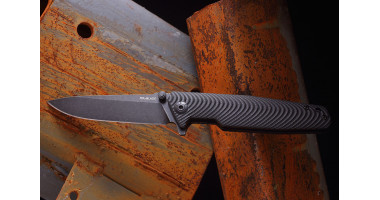 Нож складной Mr.Blade Rift black