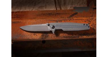 Нож складной Mr.Blade Rift gray
