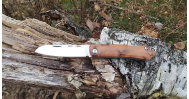 Складной нож N.C.Custom Bro Туя