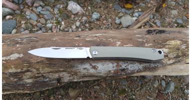 Нож складной N.C.Custom Respect Tan