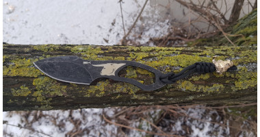 Нож Special Knives Bull сталь AUS-8