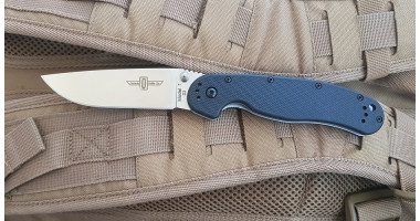 Нож складной ONTARIO RAT 1 - D2