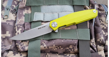 Нож складной REALSTEEL G3 Light Green Sandvik 14C28N