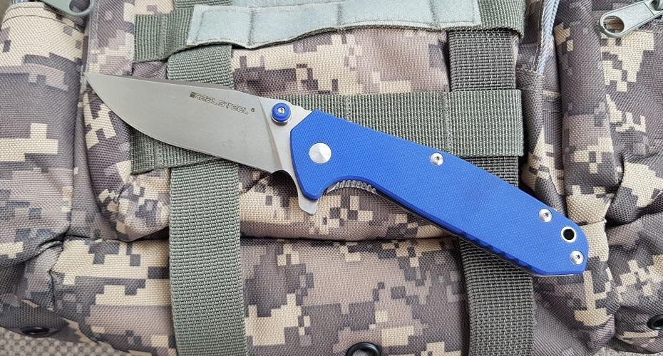 Нож складной REALSTEEL H5 GERFALCON Sandvik 14C28N