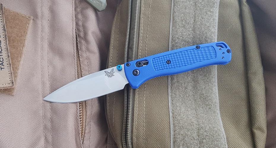 Нож BM 535 из стали D2