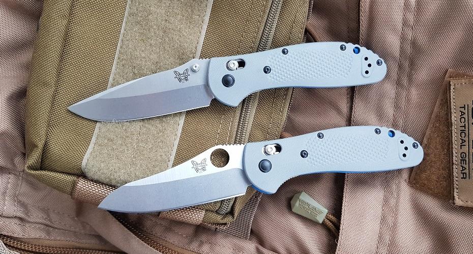 Нож складной BM 551 D2