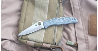 Нож складной Endura New Grey