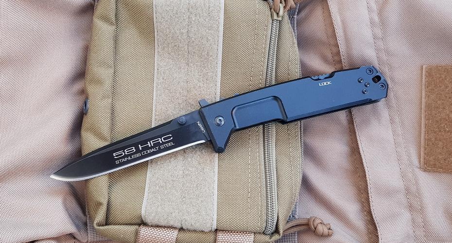 Нож Nemesis 6мм