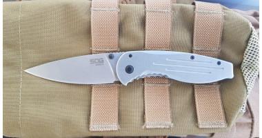 Складной нож SOG реплика
