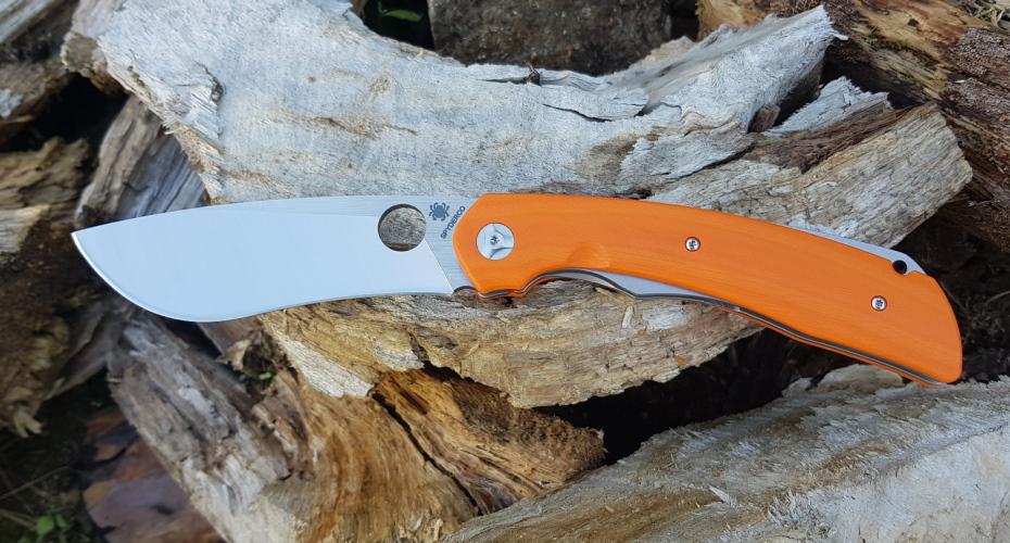 Нож C239 Orange