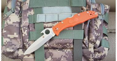 Нож складной ENDURA Emerson orange