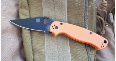 Нож складной реплика Paramilitary 2(ORANGE BLACK)