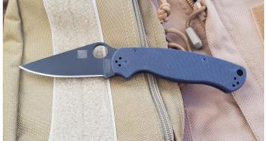 Нож складной реплика Paramilitary 2 (BLACK)
