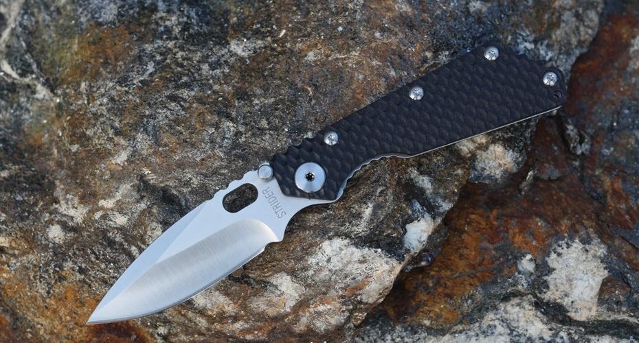 Нож складной реплика STRIDER  5Cr13Mov