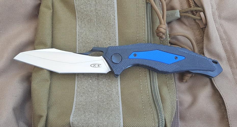 Нож складной ZT 0427 9Cr18MoV