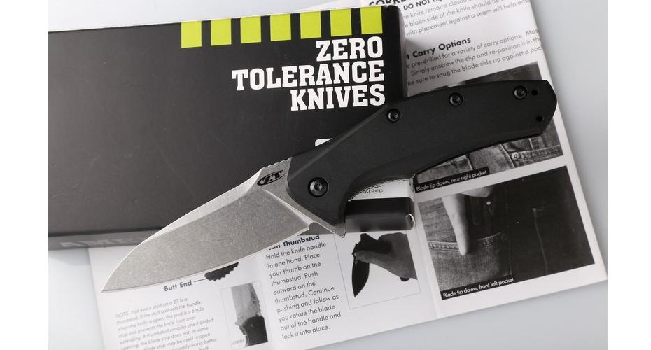 Нож складной реплика ZT770 9Cr13Mov
