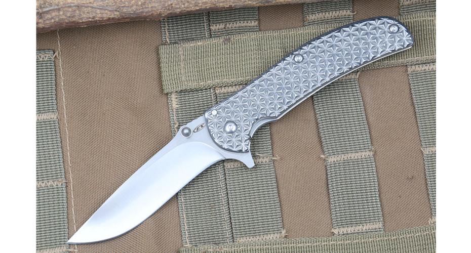 Нож складной реплика ZT600 5Cr13Mov