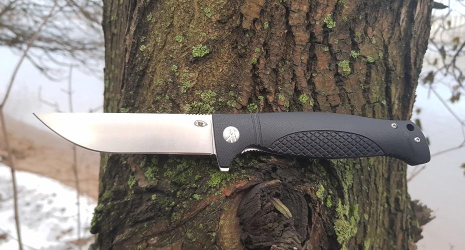 Нож складной Reptilian Джага-01 D2