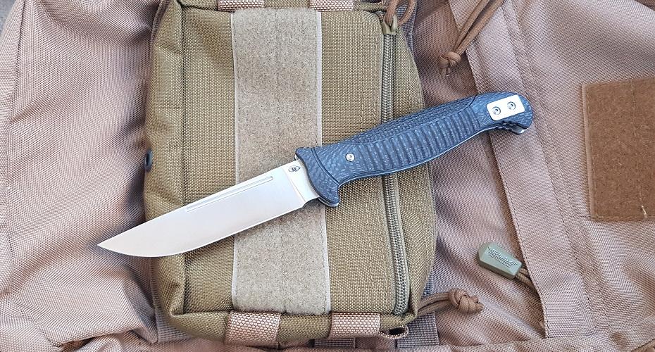 Нож Reptilian Финка s35Vn