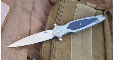 Нож складной Reptilian Магистр 1-2