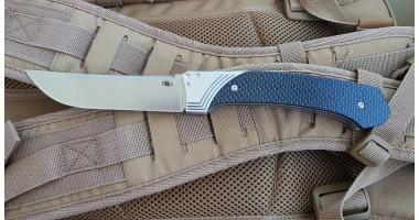 Нож складной Reptilian Пчак-2 blue