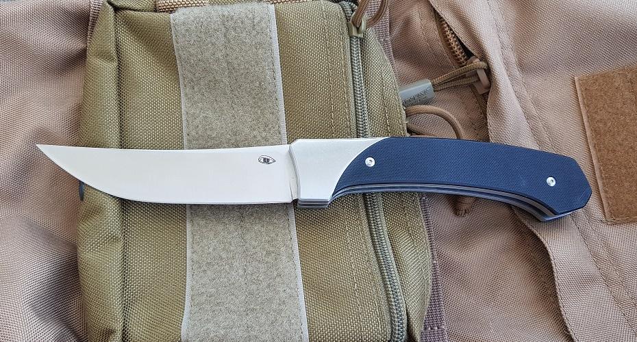 Нож складной Reptilian Пчак-3 D2