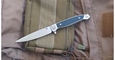Нож складной Reptilian Сарган03blue