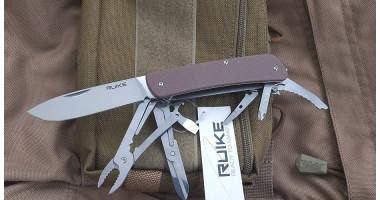 Многофункциональный нож Ruke L51-N