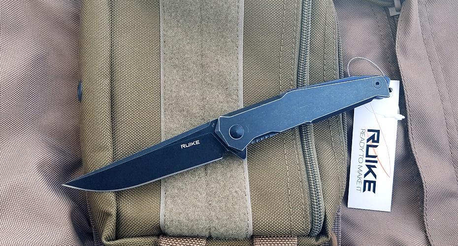 Нож складной Ruike P108-SB 14C28N