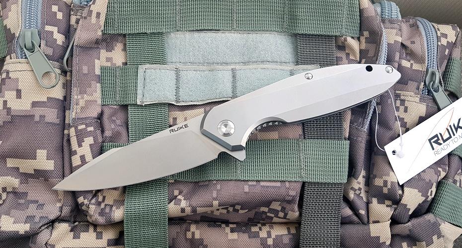 Нож складной Ruike P128-SF 14C28N
